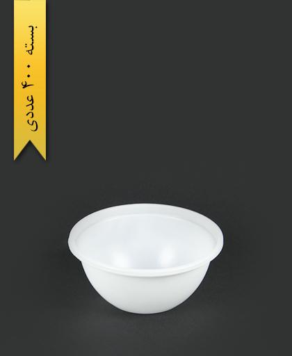 کاسه 350cc - 7gr - ps - ظروف یکبار مصرف پیشگامان