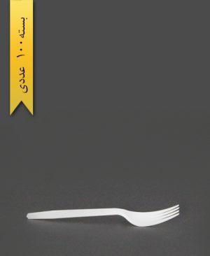چنگال لدرلی سفید - طب پلاستیک