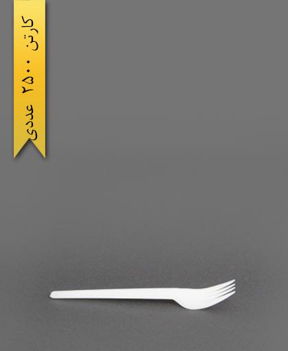 چنگال پارس سفید - طب پلاستیک