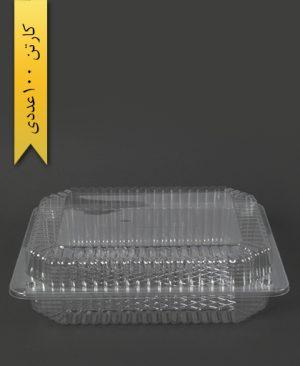 جعبه قنادی دکمه ای - صنایع پلاستیک خوزستان