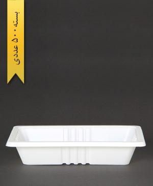 ظرف غذا تک پرس - 4cm - 18gr - ps - پیشگامان