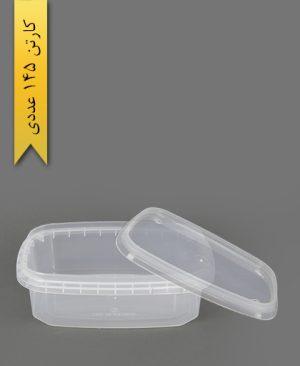 ظرف مایکروویو 1000 M - طب پلاستیک