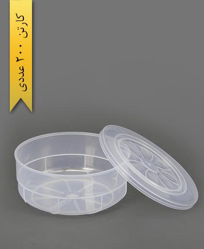 ظرف ماظرف مایکروویو 500 M - طب پلاستیک