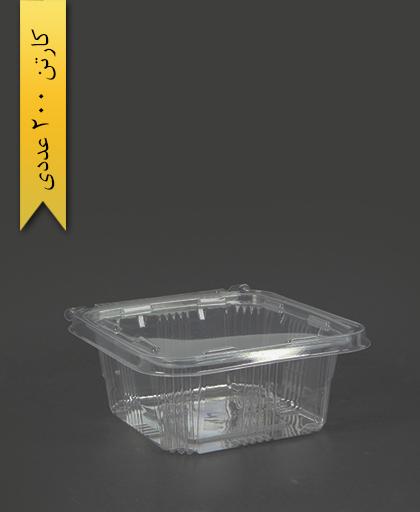 ظرف چهارگوش آکبند - صنایع پلاستیک خوزستان