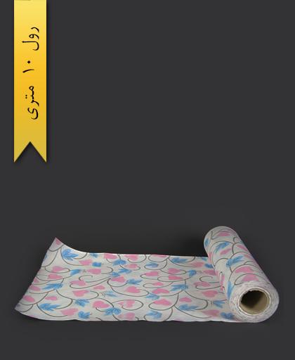 سفره کاغذی عرض 120 طرح 4 - کوشا