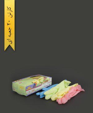 دستکش L حریتکس رز مریم 50 عددی - حریر ایران