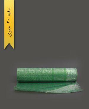 سفره پلاستیکی شفاف عرض 120 طرح 2 - اصفهان مقدم