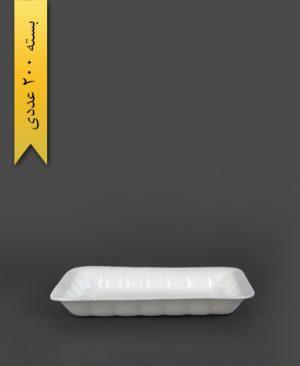 دیس فوم سفید 1411 -پارت نگین