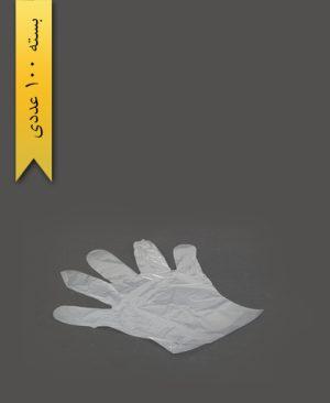 دستکش پلاستیکی - پیک