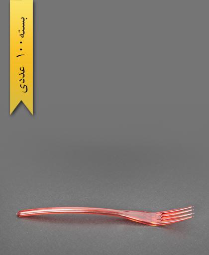 چنگال موج قرمز - طب پلاستیک