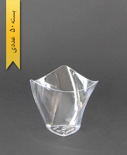 لیوان سه گوش دالبر - یونسی پلاست