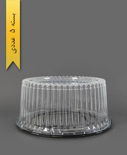 ظرف کیک بلند - آذران ورق