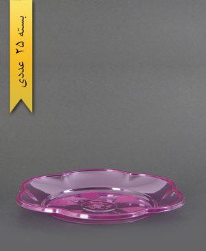 پیش دستی گلبرگ رنگی - ام پی