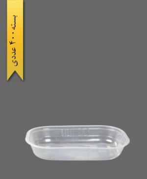 دیس کوتاه B500 - ظروف یکبار مصرف فیروز بسپار