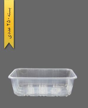 جا گوشتی E2 1000 - ظروف یکبار مصرف فیروز بسپار