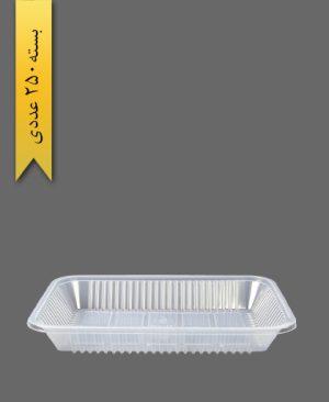 دیس کوتاه N1 1000/20 - ظروف یکبار مصرف فیروز بسپار