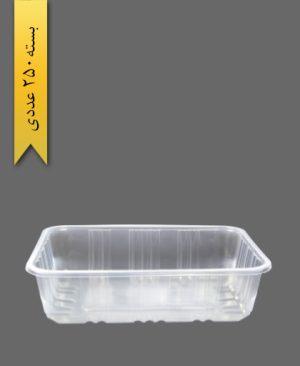 جا گوشتی N3 1000 - ظروف یکبار مصرف فیروز بسپار