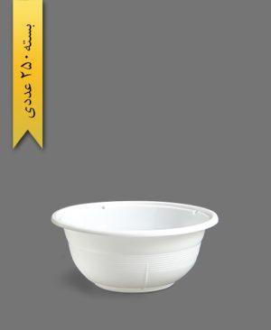 کاسه 750 شیری - ظروف یکبار مصرف آیاتای