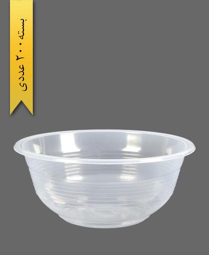 کاسه مینی مارشال شفاف - ظروف یکبار مصرف تمیزی