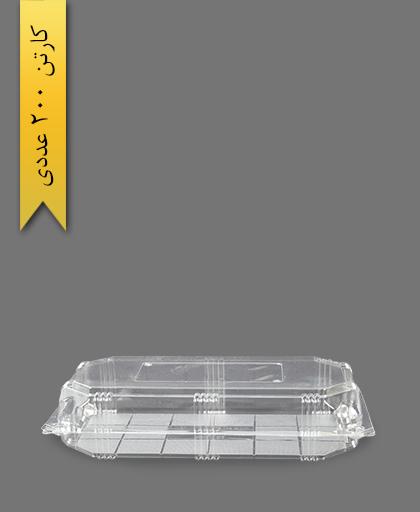ایر باکس زیره کوتاه - ظروف یکبار مصرف صنایع پلاستیک خوزستان