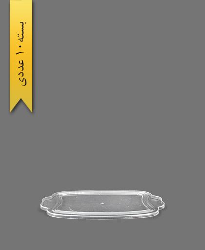 درب پیرکس 1000 الگانس - ظروف یکبار مصرف کوشا