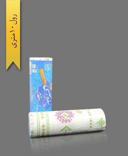 سفره کاغذی عرض 80 طرح 5 - سفره یکبار مصرف اصفهان مقدم