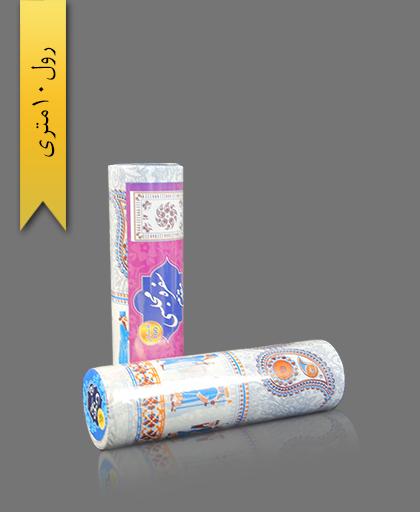 سفره کاغذی عرض 100 طرح 6 - سفره یکبار مصرف اصفهان مقدم