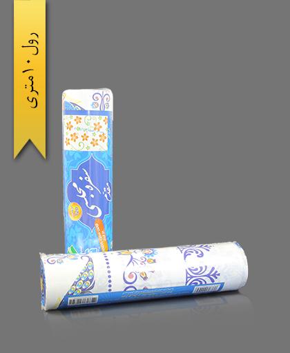 سفره کاغذی عرض 120 طرح 7 - سفره یکبار مصرف اصفهان مقدم