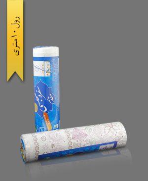 سفره کاغذی عرض 120 طرح 9 - سفره یکبار مصرف اصفهان مقدم