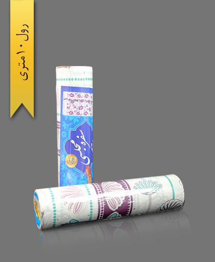 سفره کاغذی عرض 120 طرح 6 - سفره یکبار مصرف اصفهان مقدم