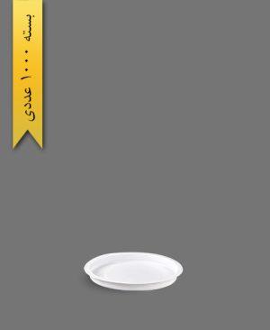 درب لیوان سفید - ظروف یکبار مصرف تاب فرم