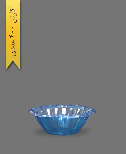 کاسه اطلسی 750 رنگی - پیاله یکبار مصرف ام پی
