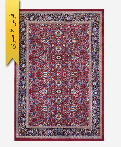 فرش ترکیبی پشمی 6 متری لری باف 101103