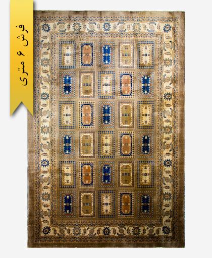 فرش پشمی ترکیبی 6 متری زیگلر 200502