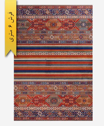 فرش پشمی ترکیبی 6 متری زیگلر 200601