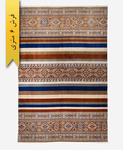فرش پشمی ترکیبی 6 متری زیگلر 201101