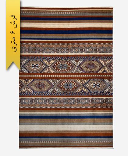 فرش پشمی ترکیبی 6 متری زیگلر 201201