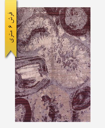 فرش ترکیبی پشمی 6 متری گبه 300501