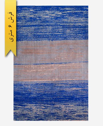 فرش ترکیبی پشمی 6 متری گبه 300602