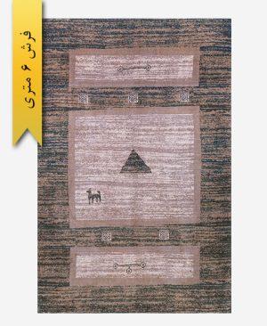 فرش ترکیبی پشمی 6 متری گبه 300704