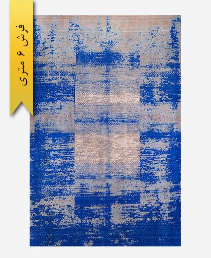 فرش ترکیبی پشمی 6 متری گبه 300802