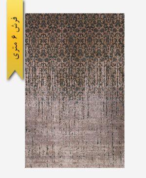 فرش ترکیبی پشمی 6 متری گبه 301004