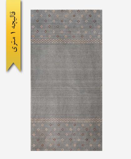 فرش ترکیبی پشمی 6 متری گبه 301901