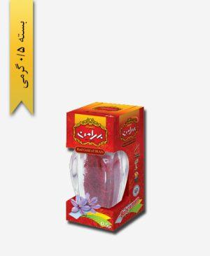 زعفران سر گل جم 0/5 گرمی بهرامن