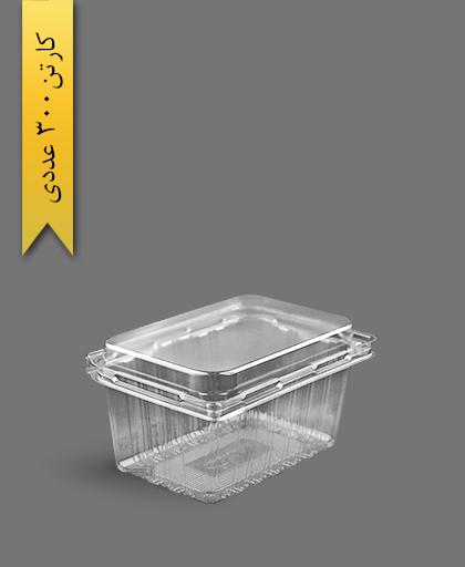 باکس میوه بلند - ظروف یکبار مصرف پرشیا