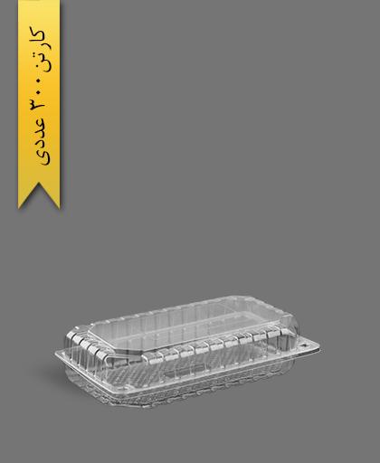 ایر باکس کوتاه - ظروف یکبار مصرف پارس پلاستیک