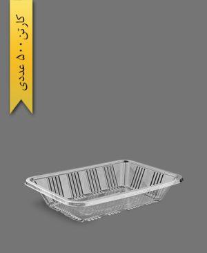 دیس گود 6cm شفاف - ظروف یکبار مصرف آذران ورق
