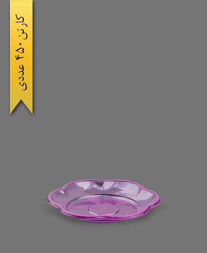 پیش دستی گلبرگ 500 رنگی - ظرف یکبار مصرف ام پی