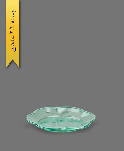 پیش دستی گلبرگ 750 رنگی - ظرف یکبار مصرف ام پی
