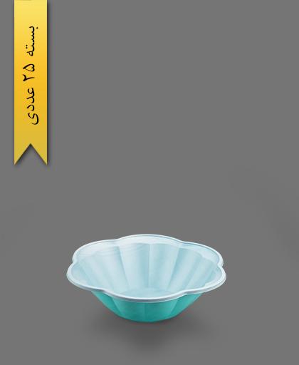 کاسه گلبرگ 1000 رنگی - پیاله یکبار مصرف ام پی